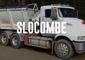Slocombe Excavation