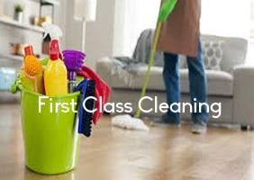 First Class Clean