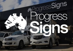 Progress Signs